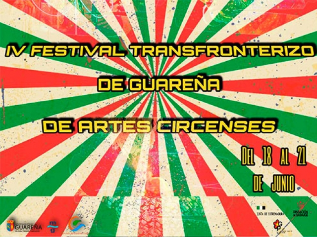 FESTIVAL TRANSFRONTERIZO DE ARTES CIRCENSES DE GUAREÑA